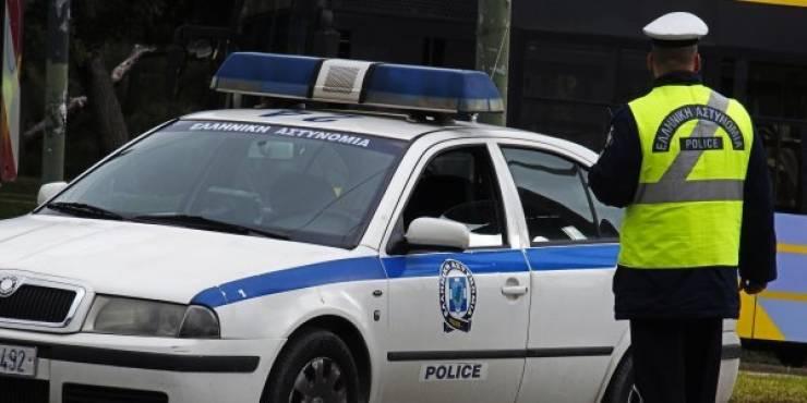 Συνελήφθη 24χρονος σε περιοχή της Ημαθίας για μεταφορά μη νόμιμων αλλοδαπών